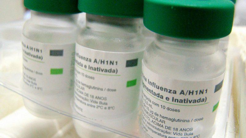 Apenas 54% do público-alvo tomou a vacina da gripe em Mirandópolis