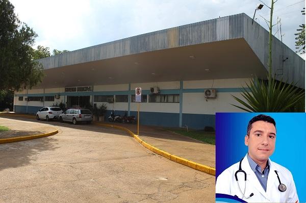 Carlos Weverton toma posse como prefeito interino nesta quarta (29)