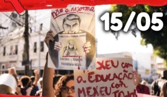 Dia em Defesa da Educação acontecerá na Antiga Estação Ferroviária, em Mirandópolis