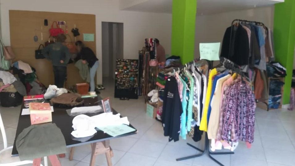 Pelotão Animal realiza Mega Bazar em Mirandópolis