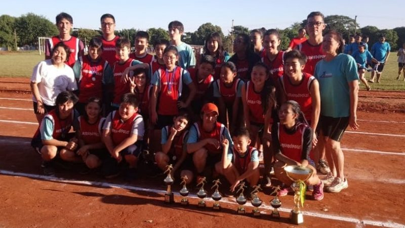 Mirandópolis conquista 92ª  competição Intercolonial de Atletismo da Noroeste