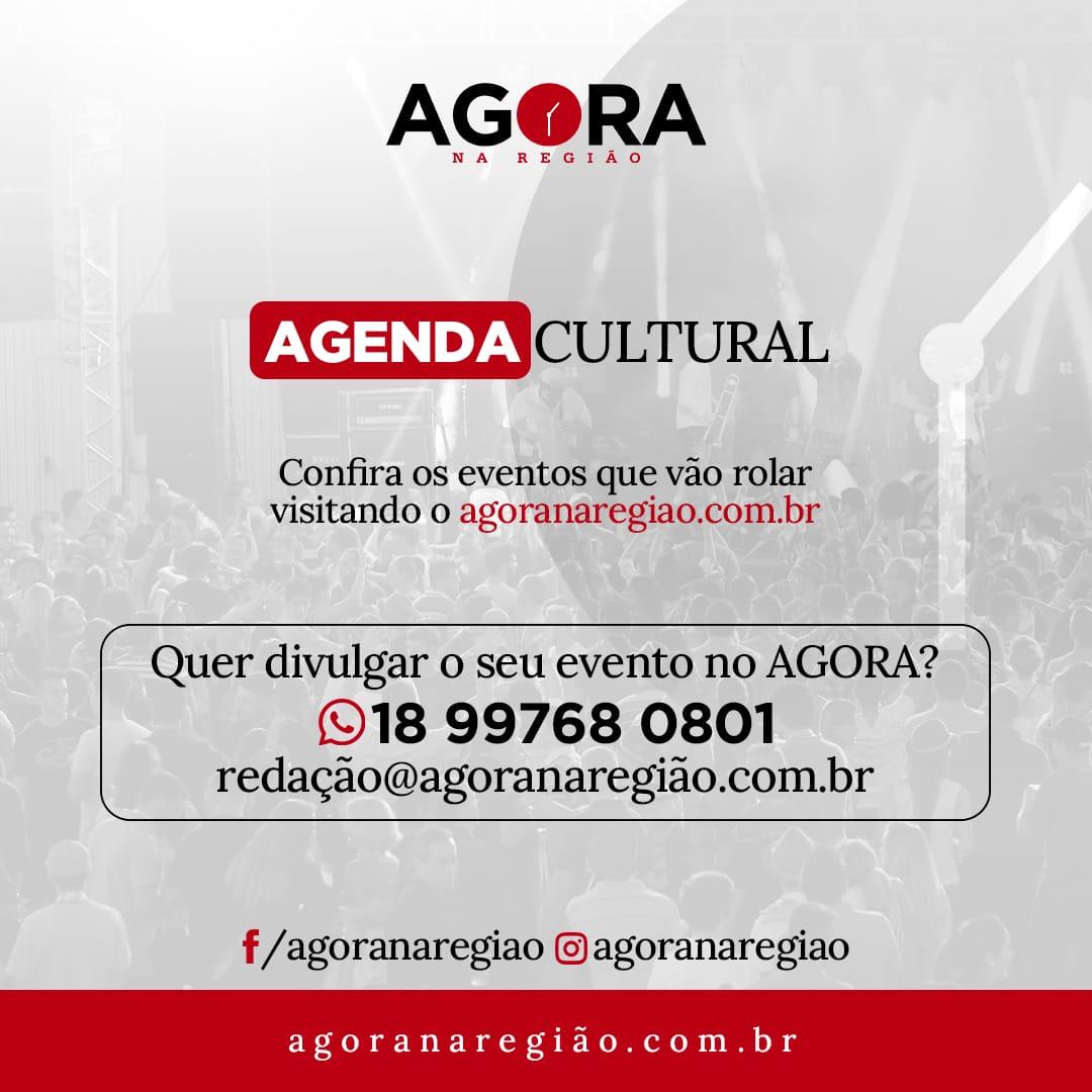 Agenda Cultural: confira os eventos para este fim de semana