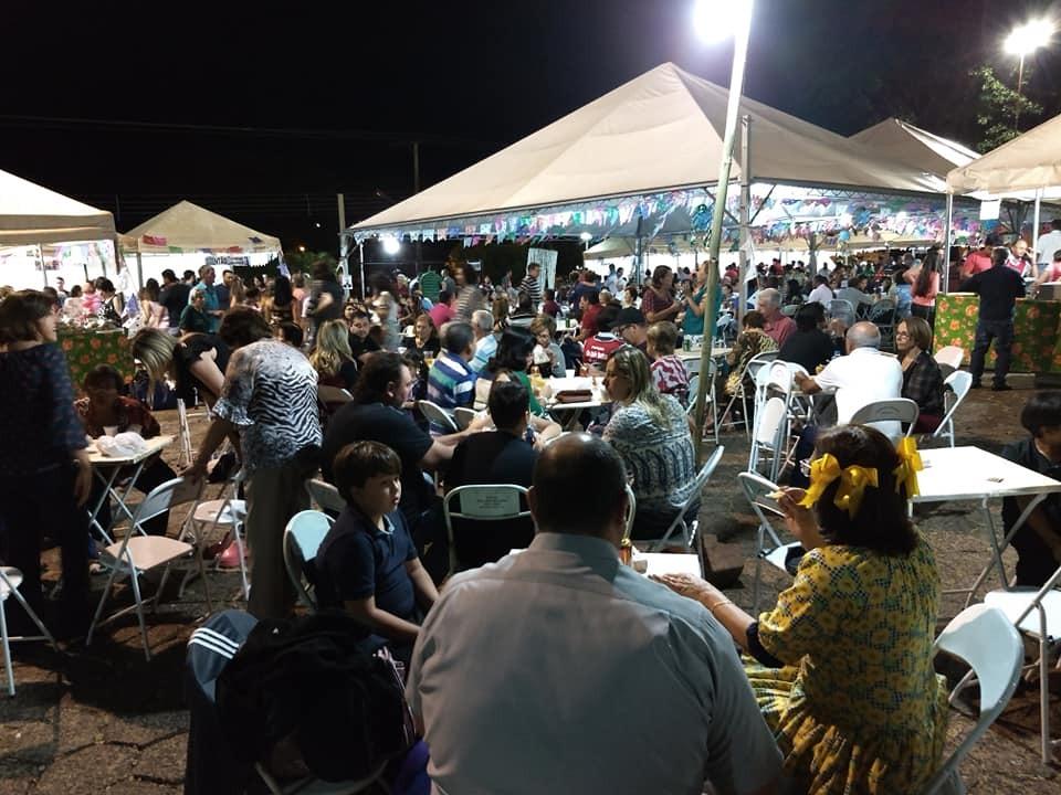 Paróquia São João Batista promove festa junina neste domingo (23)