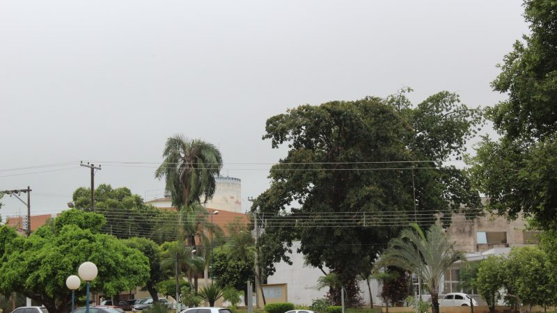 Chuva dá trégua, mas temperaturas podem cair durante a semana