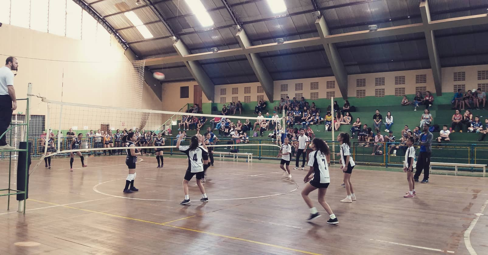 Mirandópolis sedia 3ª Copa de Voleibol