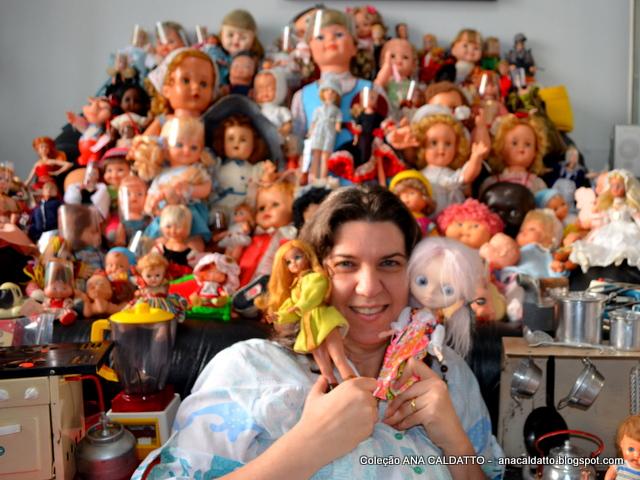 Ana Caldatto: sou uma colecionadora de emoções