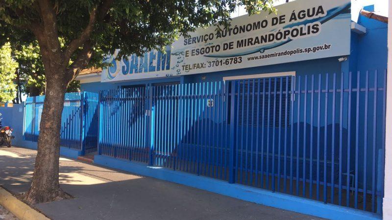 Saaem passará por terceirização; contrato prevê quase R$ 2 milhões