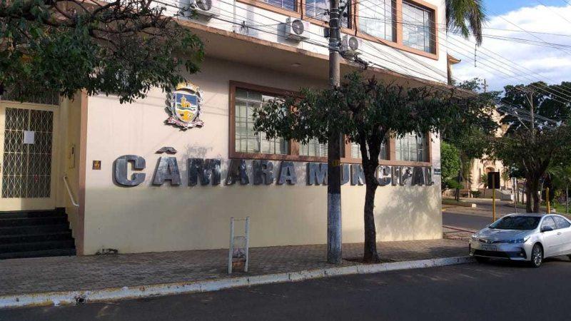 Abertura de crédito adicional de R$ 300 mil a pedido do prefeito será votado hoje pela Câmara Municipal