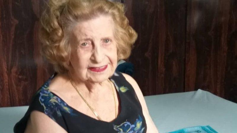 Aurora Delai, uma linda história de voluntariado em Mirandópolis