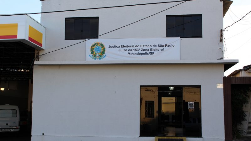 TRE-SP oferece estágio para ensino médio e superior; há vagas em Mirandópolis