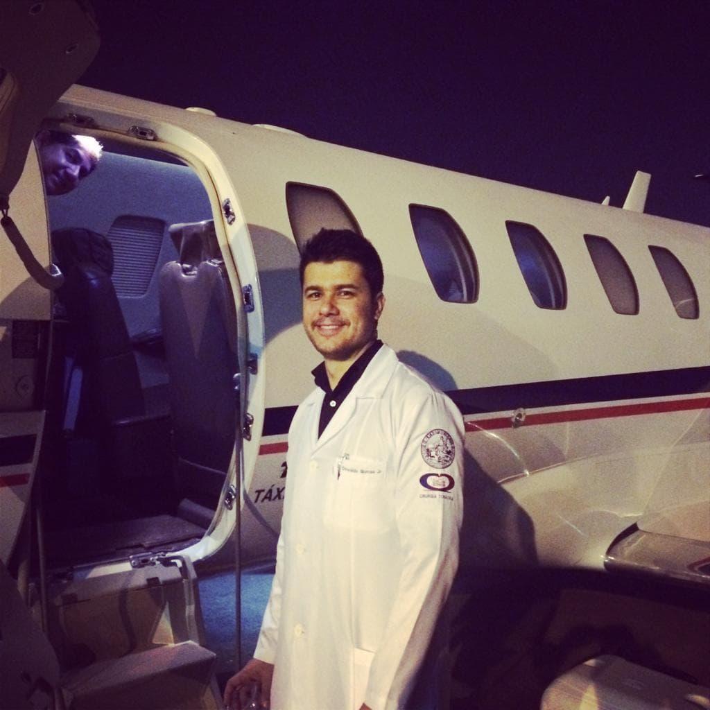 Um mirandopolense salvando vidas pelo Brasil