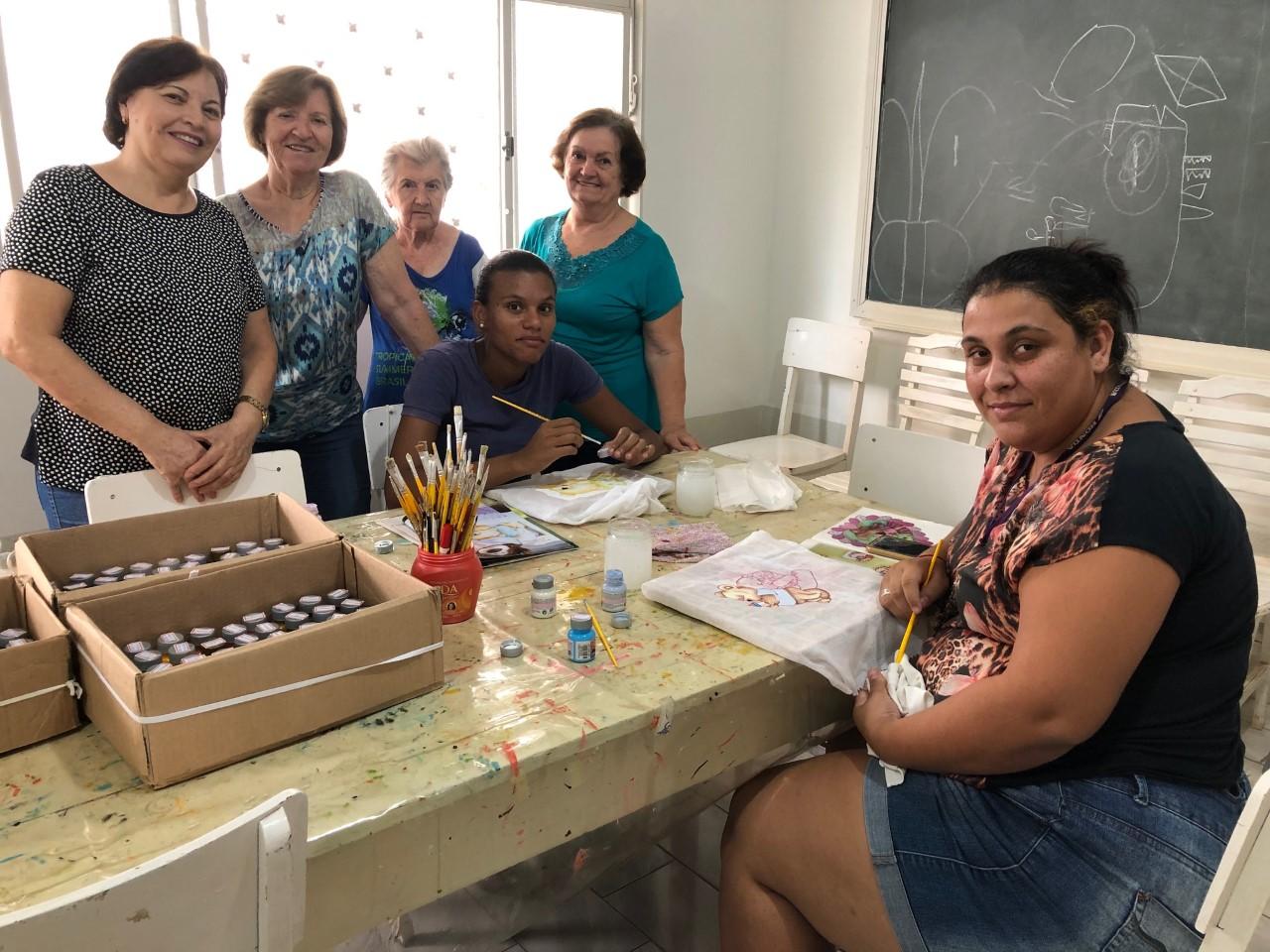 Curso capacita gestantes de forma gratuita em Mirandópolis