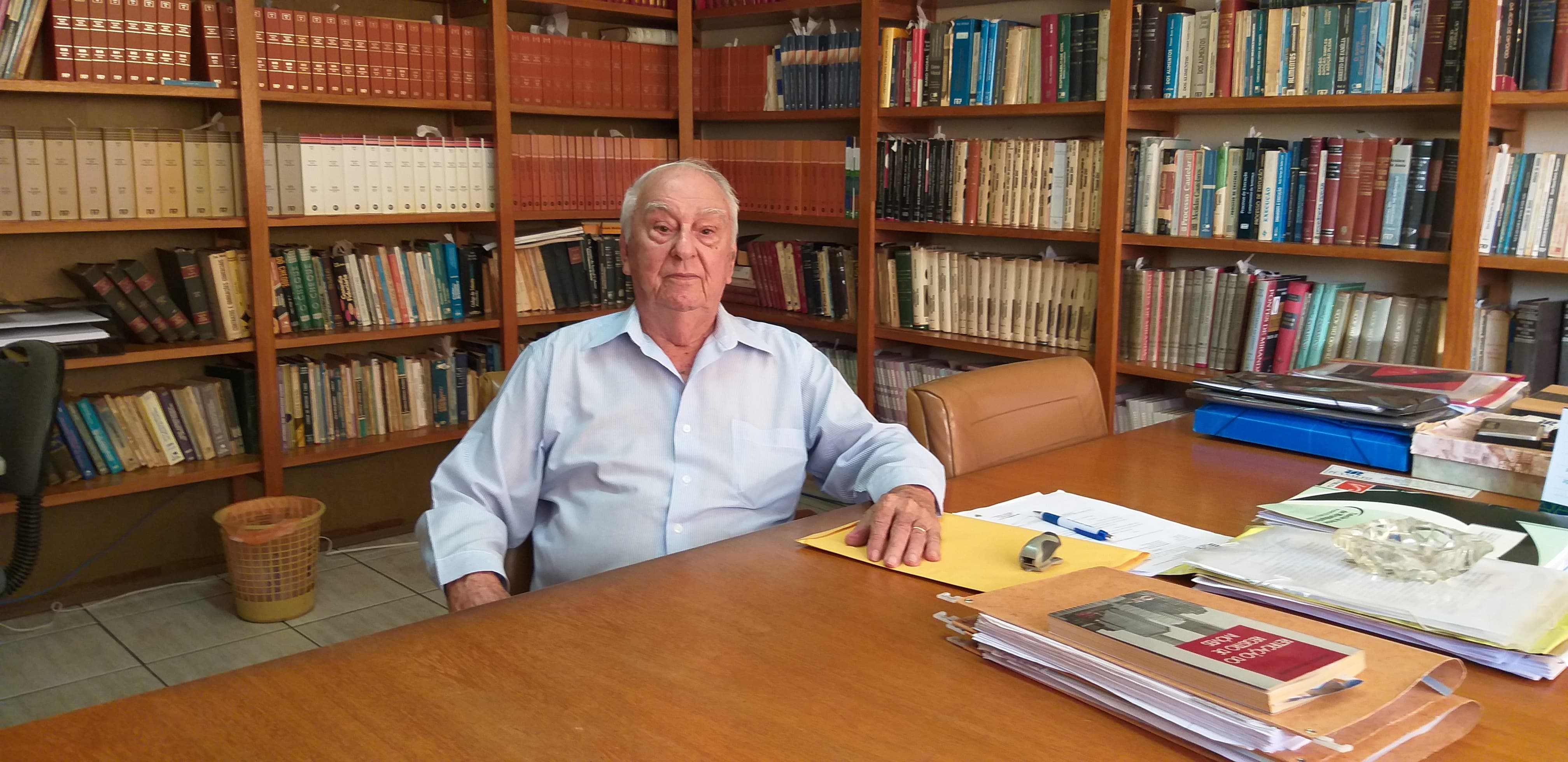 Dr. Antonio Duenhas Monreal, decano do Direito mirandopolense
