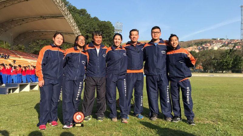 Mirandópolis tem 8 atletas convocados para competição internacional Confra 2020