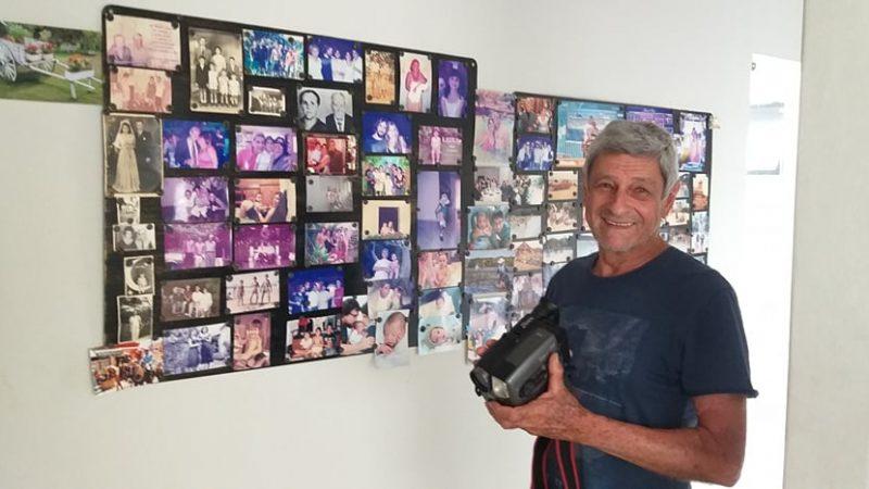 Gabriel Carbello: educador, avô e eterno aventureiro sonhador