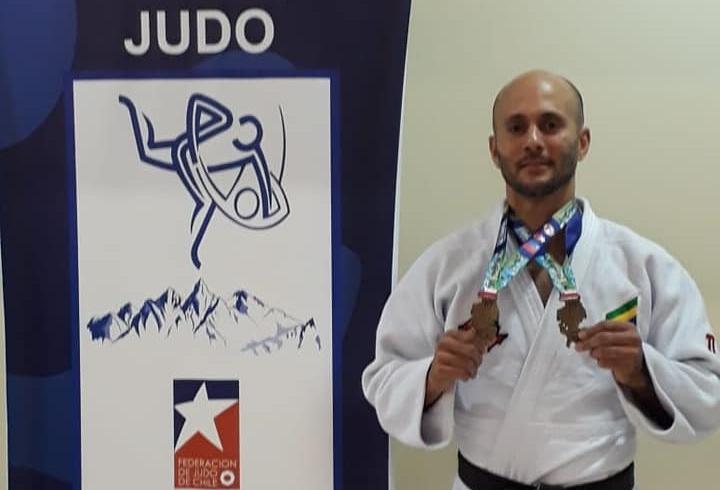 Atleta de Lavínia vence Pan-Americano e Sul-Americano de judô no Chile