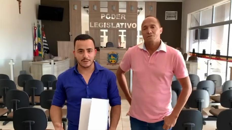 Sodario e Mirão tomam posse nesta sexta-feira (25)