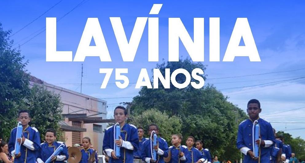 Lavínia realiza desfile cívico em comemoração a emancipação política