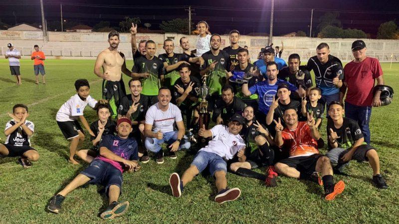 Casa Bella é bicampeão do Campeonato Municipal 2019