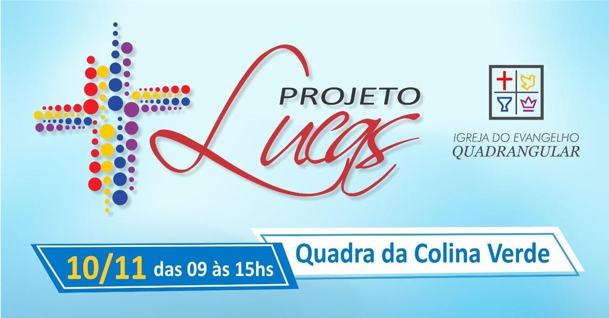 Projeto Lucas realiza ação social no bairro Colina Verde