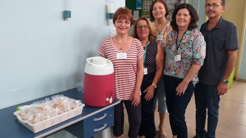 """Voluntários doam """"tempo e amor"""" no Hospital Estadual de Mirandópolis"""