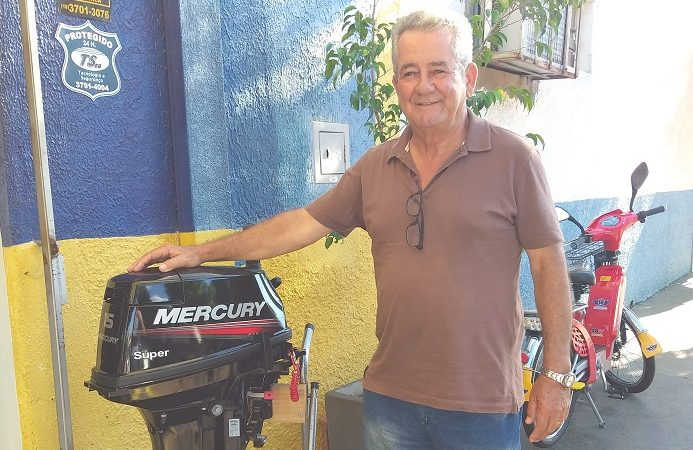 Milton Raimundo: uma vida dedicada ao transporte