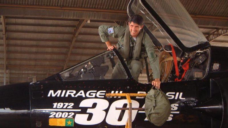 Heraldo Rodrigues, um mirandopolense no Alto-Comando da aeronáutica