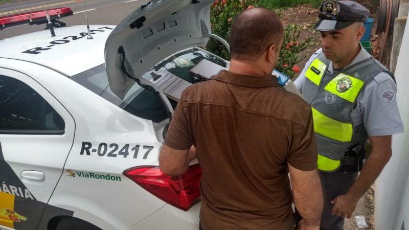 Operação da Polícia Rodoviária autua mais de mil motoristas por embriaguez ao volante no ano novo
