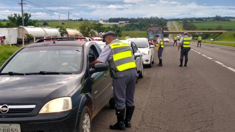Operação Carnaval registra queda no nº de mortos e aumento de motoristas dirigindo embriagados