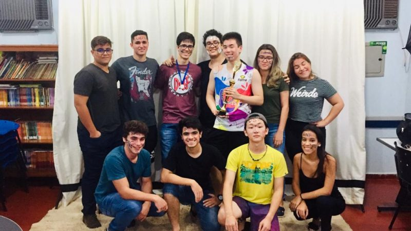 Escola 14 de Agosto – COC Mirandópolis comemora os aprovados nos vestibulares