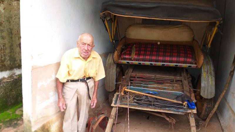 Jaime Perogil, o último charreteiro de Mirandópolis