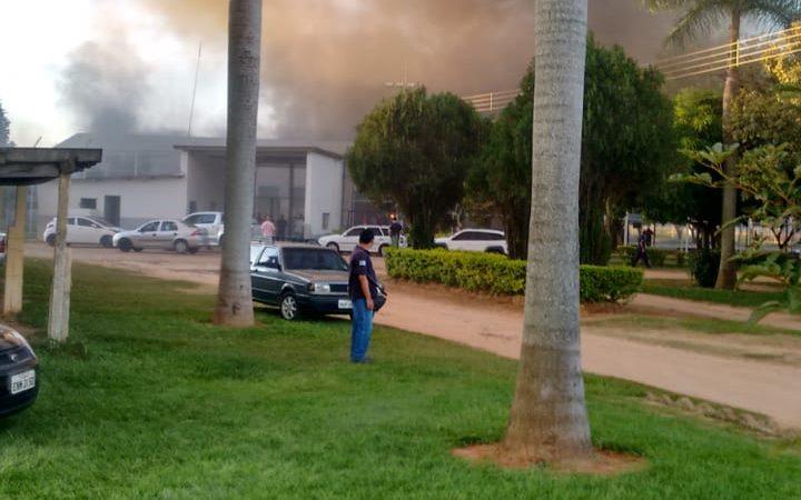 Presos do regime semiaberto em Mirandópolis iniciam rebelião; não houve fuga