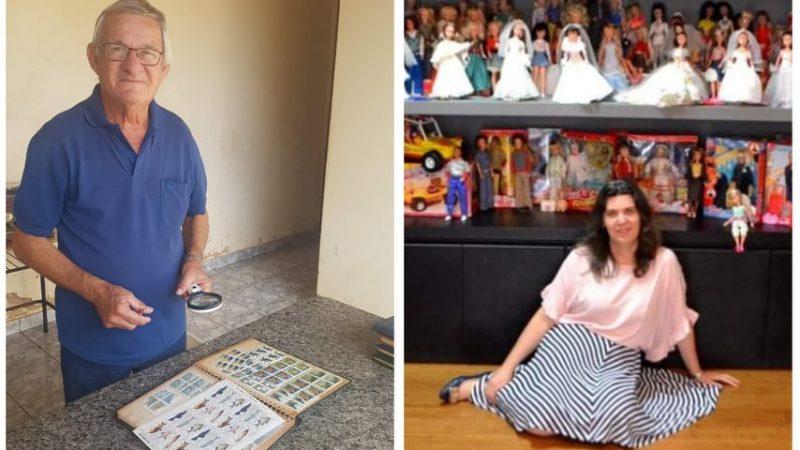 Apaixonante e fascinante: a arte de colecionar em depoimentos