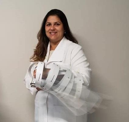 'Nesse momento o importante é ter solidariedade e bom senso', pede a médica Fabiana Furlan