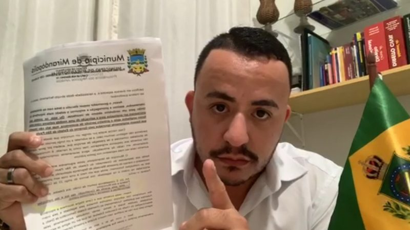 Sodario aciona justiça pedindo flexibilização do decreto Estadual que prorroga a quarentena