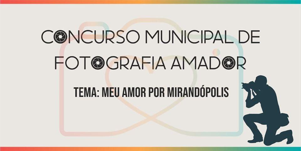Departamento de Cultura realiza concurso amador de fotografia