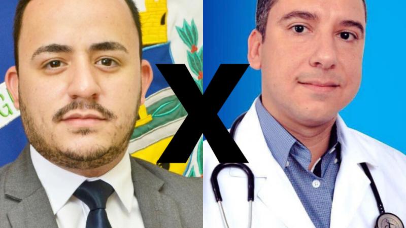 Gestão Sodario entra com ação civil contra Carlos Weverton por falta de pagamento a 12 médicos