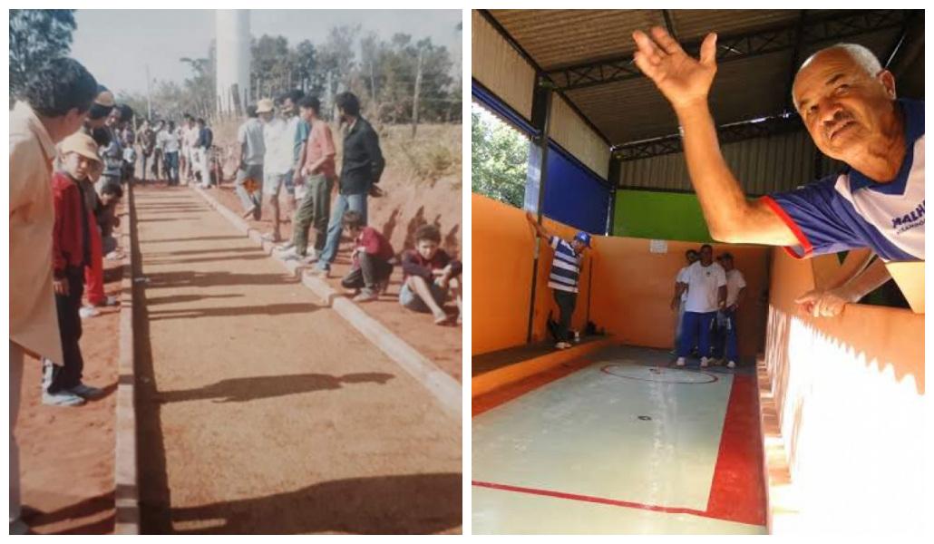 Antes tradicional nas ruas, malha sobrevive com poucos praticantes em Mirandópolis