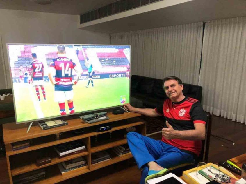 CRÔNICA: Uma vez Flamengo, Flamengo até morrer!