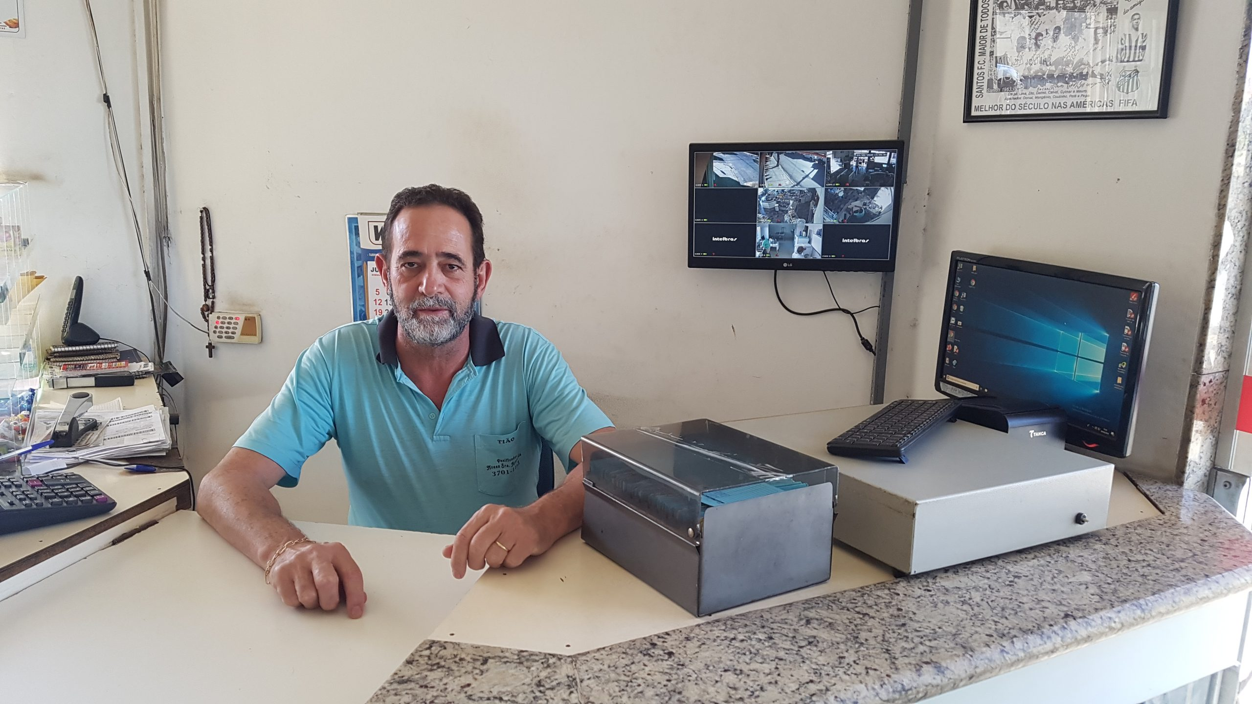 Tião Canatto, 38 anos de comércio e muitas ações de solidariedade em prol de Mirandópolis