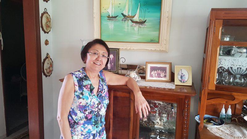 'A vida me levou a ser educadora', comenta Shizuko Miguita