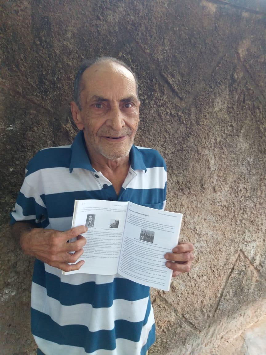 Morre Sebastião Vieira de Faria, o Tititi