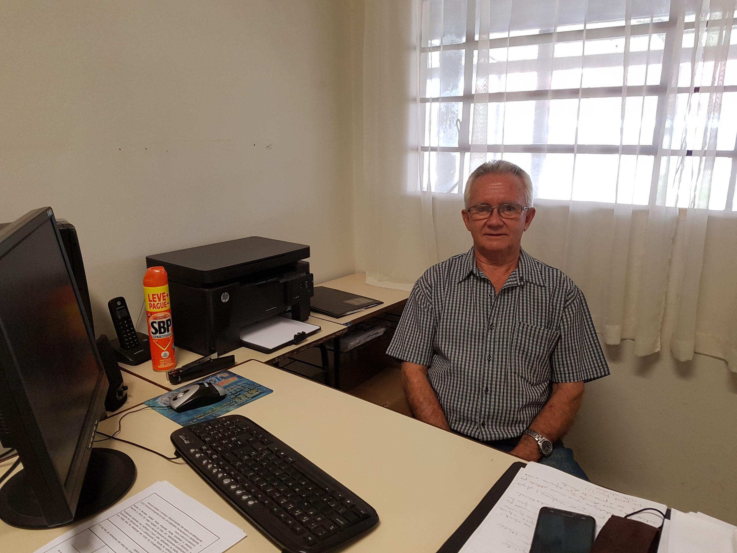'O trabalho social é uma forma de aprender ajudando', analisa José Augusto, presidente da Apae de Mirandópolis
