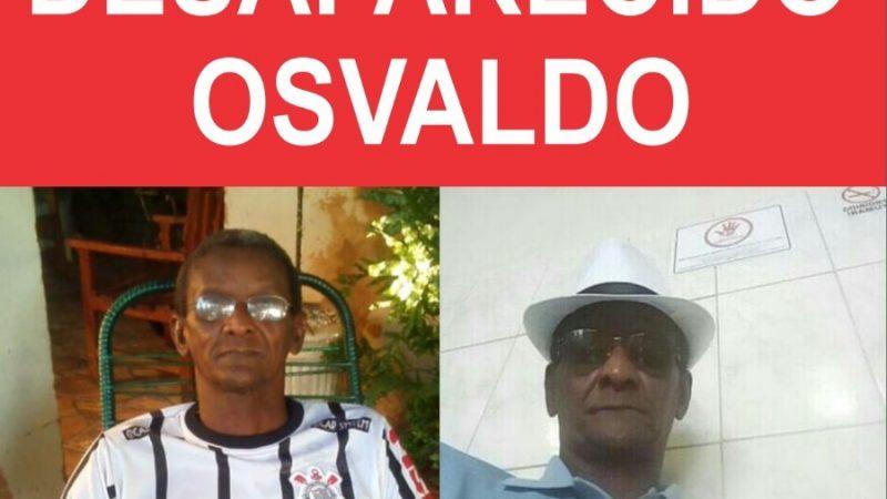 DESAPARECIDO: Família procura por homem que desapareceu há dois dias