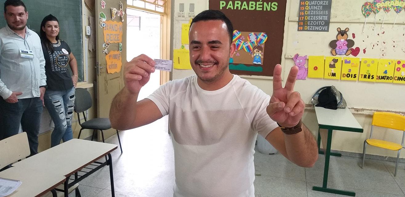 Everton Sodario recusa convite para participar de especial com candidatos a prefeito