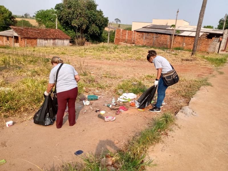 Prefeitura realiza arrastão de combate à dengue