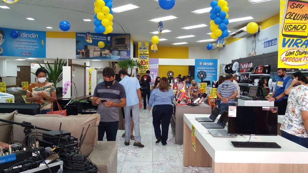 Eletrosom, uma das maiores redes de varejo do Brasil, inaugura loja em Mirandópolis