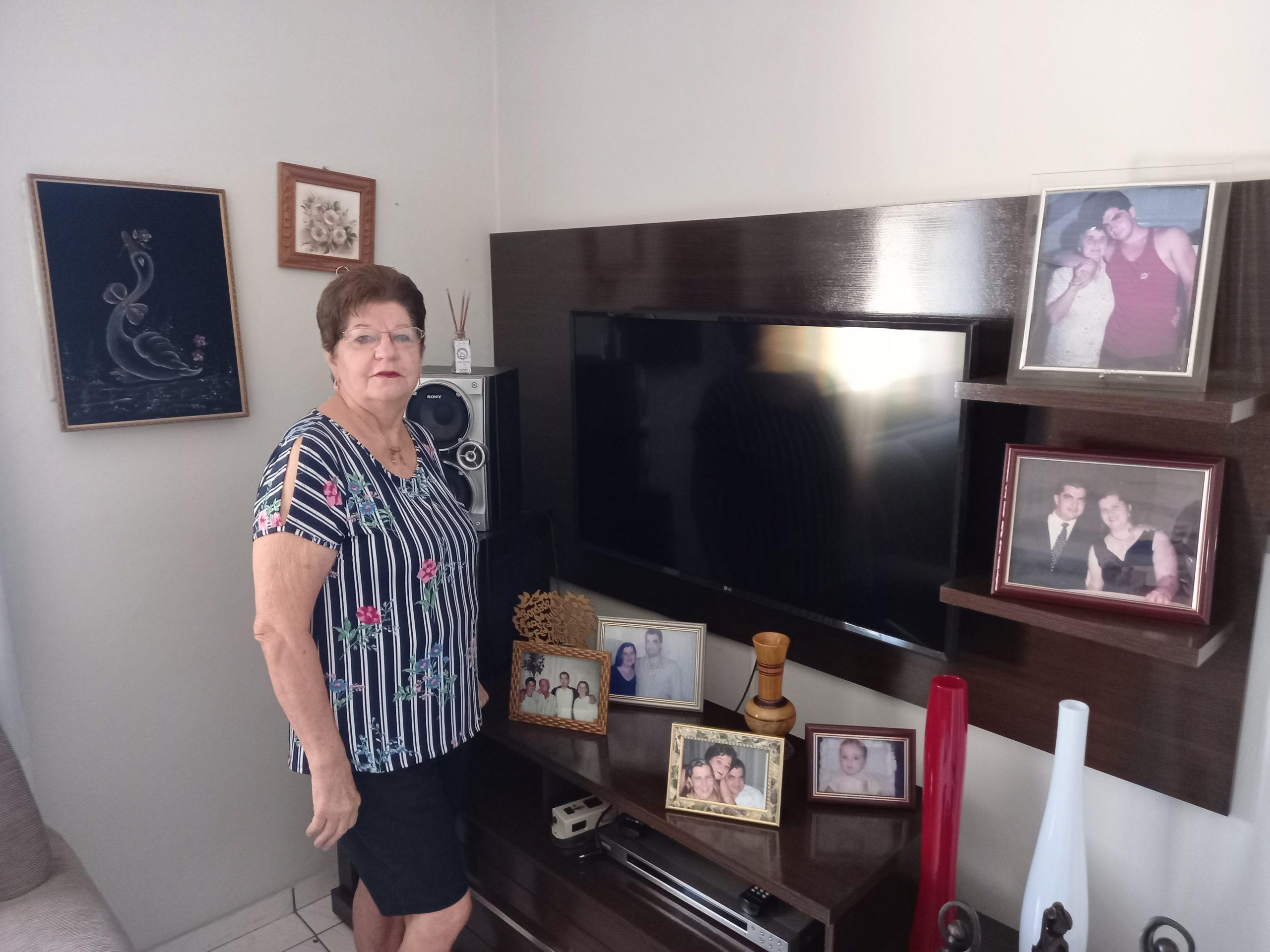 'Desde jovem imaginava ser professora', lembra Regina Gonçalves, presidente da Apam