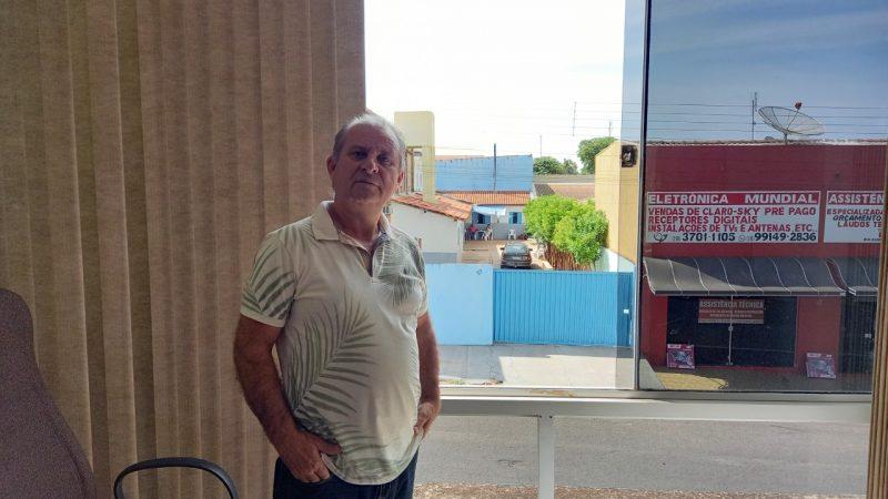 'A Casa do Oleiro salva muitas vidas', comenta Wilson Tadeu sobre o trabalho realizado na casa de recuperação