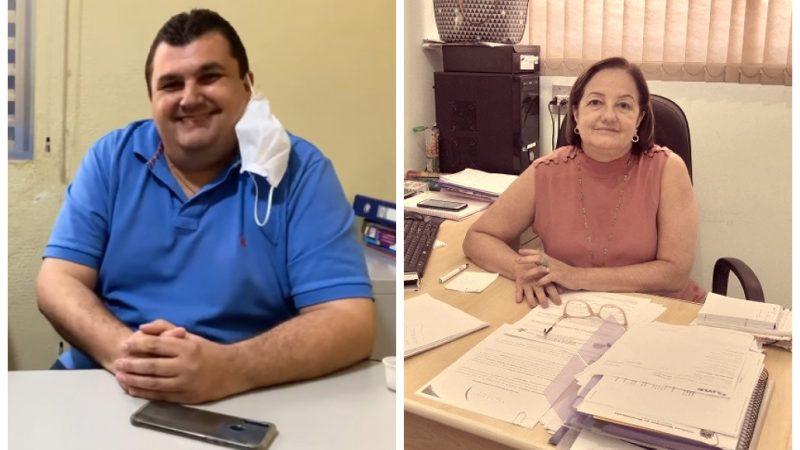 Vinicius Cunha assume departamento de Saúde no lugar de Kathia Zogbi